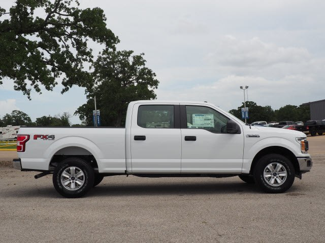 2018 F-150 SuperCrew Cab 4x4,  Pickup #JKE58026 - photo 4