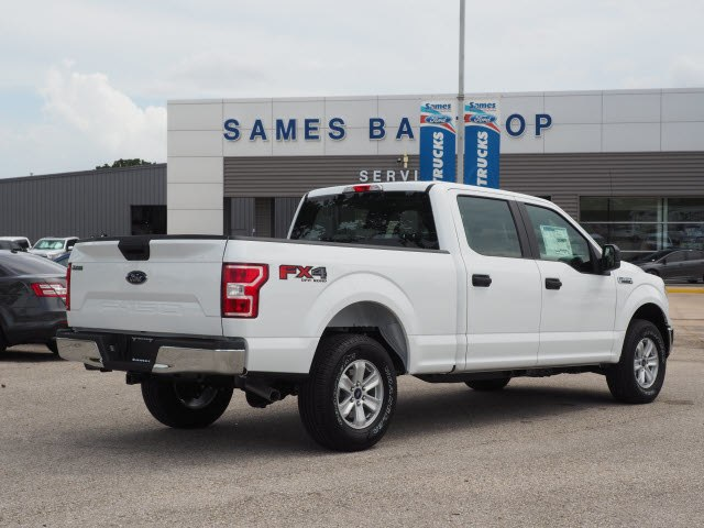 2018 F-150 SuperCrew Cab 4x4,  Pickup #JKE58026 - photo 2