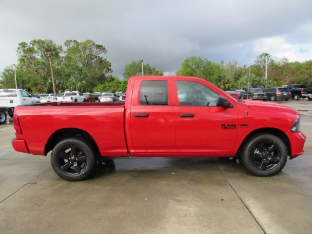 2018 Ram 1500 Quad Cab 4x4,  Pickup #C18-103 - photo 6