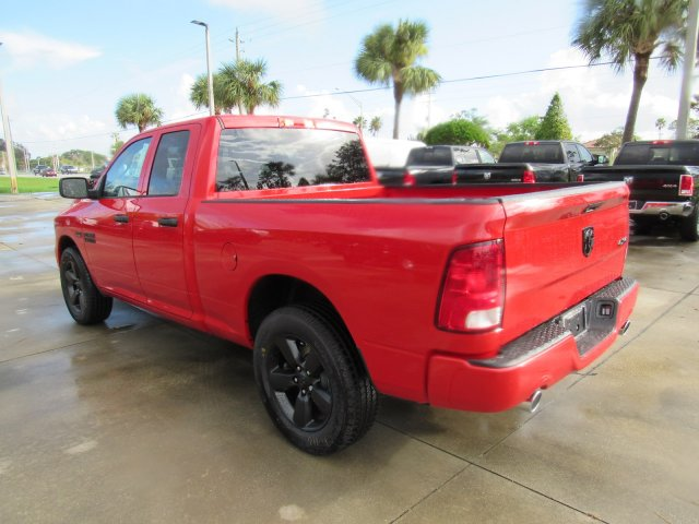 2018 Ram 1500 Quad Cab 4x4,  Pickup #C18-103 - photo 2