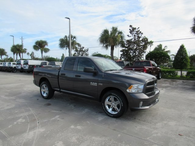 2018 Ram 1500 Quad Cab 4x2,  Pickup #C18-105 - photo 3