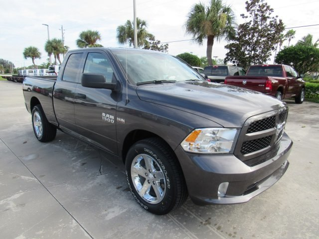 2018 Ram 1500 Quad Cab 4x2,  Pickup #C18-105 - photo 5