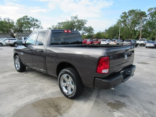 2018 Ram 1500 Quad Cab 4x2,  Pickup #C18-105 - photo 2