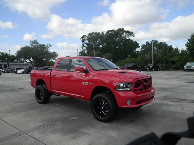 2018 Ram 1500 Crew Cab 4x4,  Pickup #C18-143 - photo 3