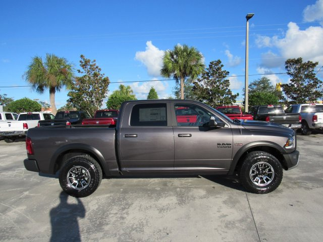 2018 Ram 1500 Crew Cab 4x4,  Pickup #C18-196 - photo 6