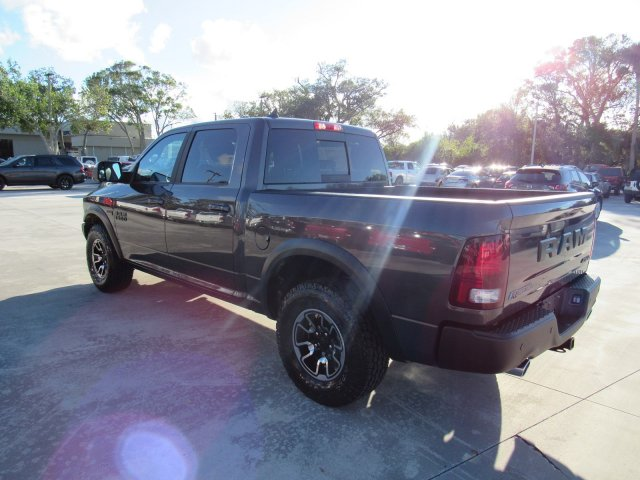 2018 Ram 1500 Crew Cab 4x4,  Pickup #C18-196 - photo 2