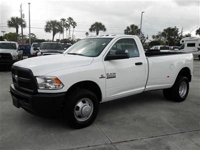 2018 Ram 3500 Regular Cab DRW 4x2,  Pickup #C18443 - photo 1