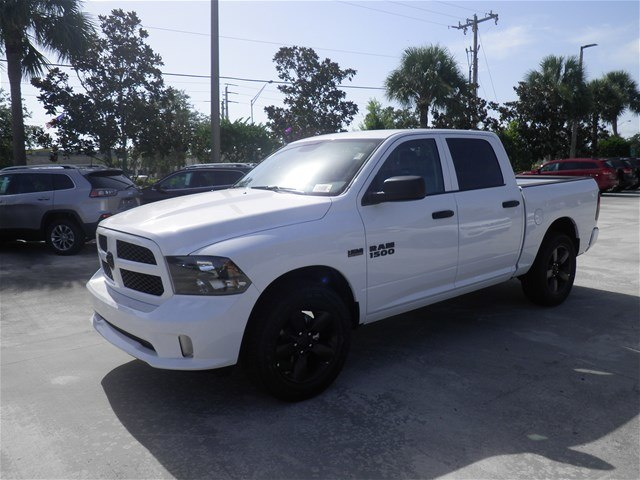 2018 Ram 1500 Crew Cab 4x2,  Pickup #C18621 - photo 1