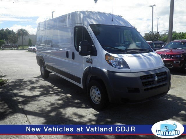 2018 ProMaster 2500 High Roof FWD,  Empty Cargo Van #C18732 - photo 1