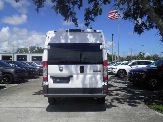 2018 ProMaster 2500 High Roof FWD,  Empty Cargo Van #C18732 - photo 14