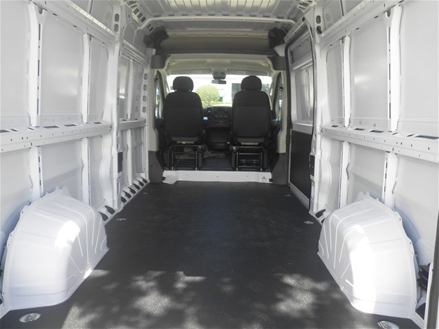 2018 ProMaster 2500 High Roof FWD,  Empty Cargo Van #C18732 - photo 2