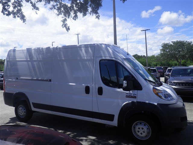 2018 ProMaster 2500 High Roof FWD,  Empty Cargo Van #C18732 - photo 5