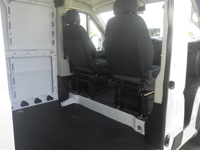 2018 ProMaster 2500 High Roof FWD,  Empty Cargo Van #C18732 - photo 10