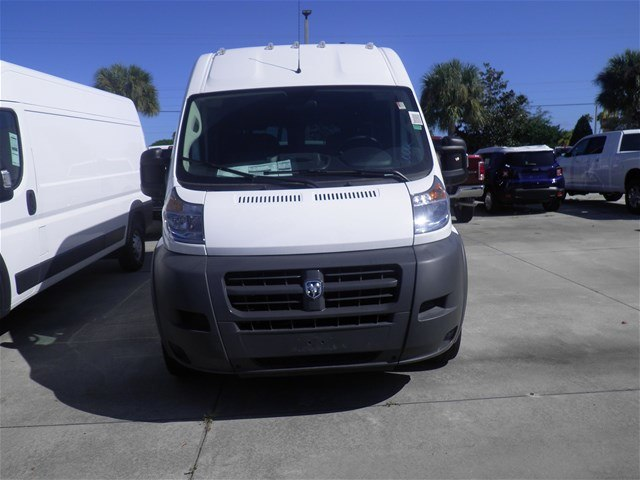 2018 ProMaster 2500 High Roof FWD,  Empty Cargo Van #C18788 - photo 3