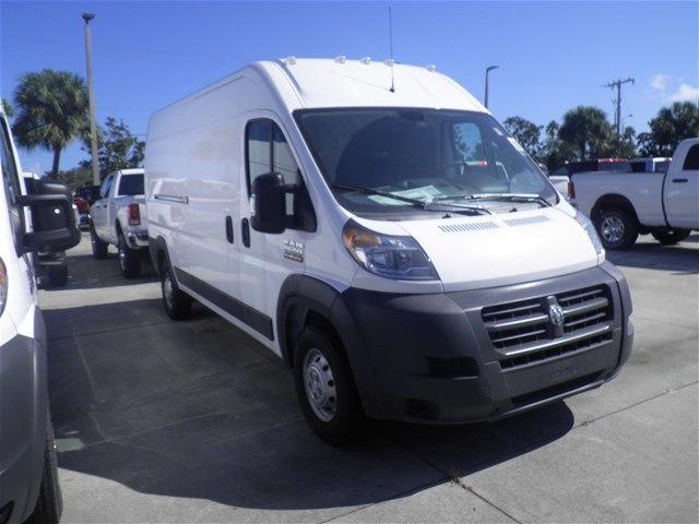 2018 ProMaster 2500 High Roof FWD,  Empty Cargo Van #C18788 - photo 4