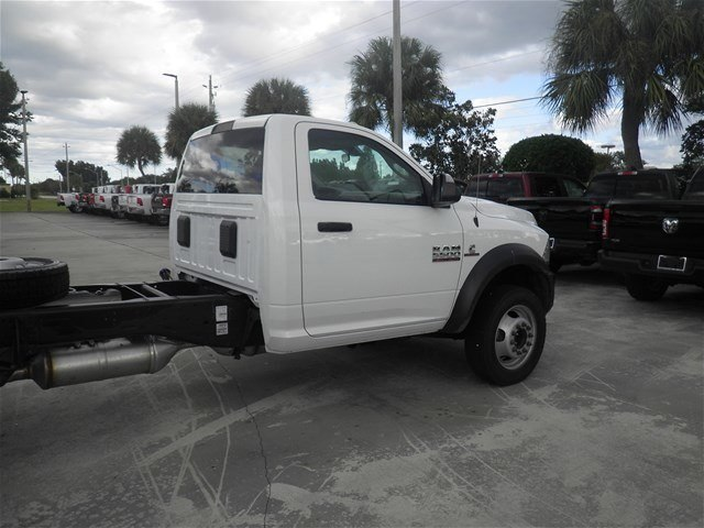 2018 Ram 5500 Regular Cab DRW 4x4,  Cab Chassis #C18817 - photo 11
