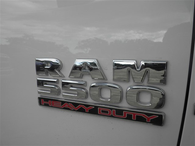 2018 Ram 5500 Regular Cab DRW 4x4,  Cab Chassis #C18817 - photo 6