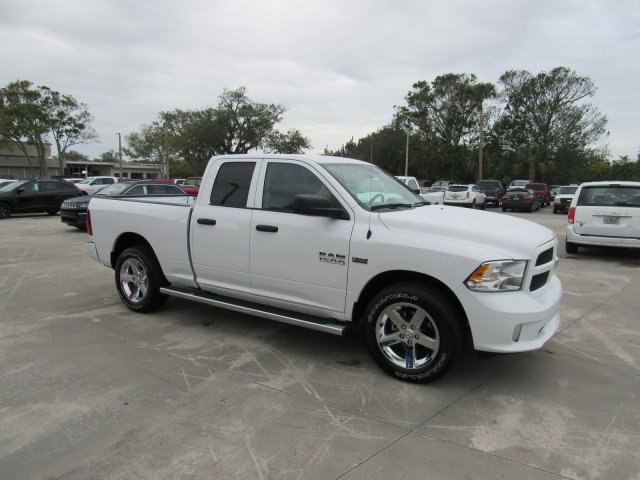 2018 Ram 1500 Quad Cab 4x2,  Pickup #C18D-345 - photo 3
