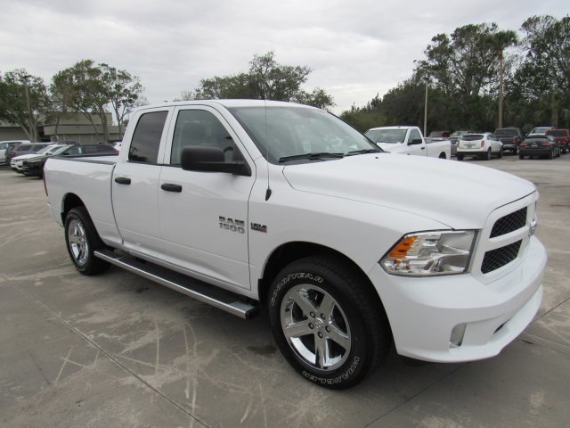 2018 Ram 1500 Quad Cab 4x2,  Pickup #C18D-345 - photo 5