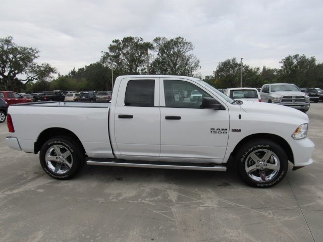2018 Ram 1500 Quad Cab 4x2,  Pickup #C18D-345 - photo 6