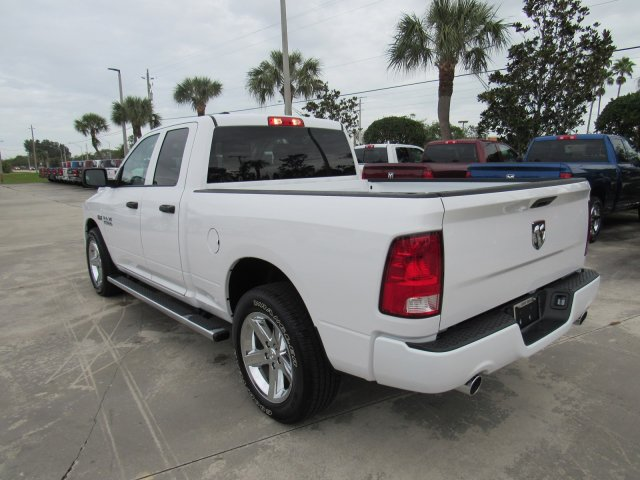 2018 Ram 1500 Quad Cab 4x2,  Pickup #C18D-345 - photo 2