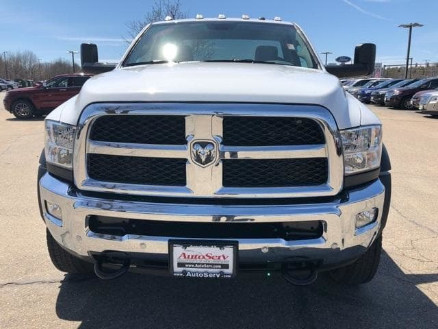 2018 Ram 5500 Regular Cab DRW 4x4,  Cab Chassis #CT18408 - photo 4