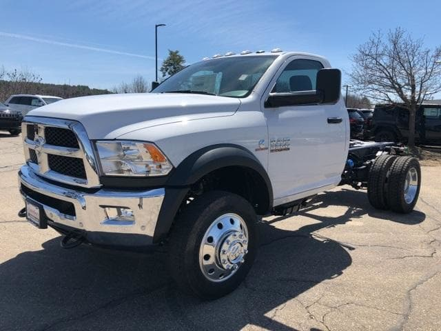 2018 Ram 5500 Regular Cab DRW 4x4,  Cab Chassis #CT18408 - photo 5