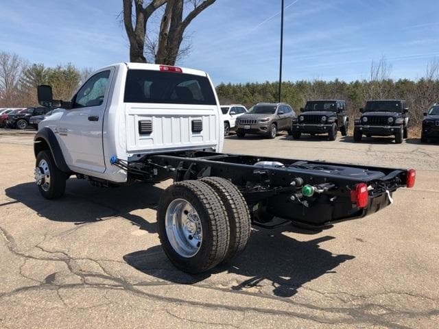 2018 Ram 5500 Regular Cab DRW 4x4,  Cab Chassis #CT18408 - photo 7
