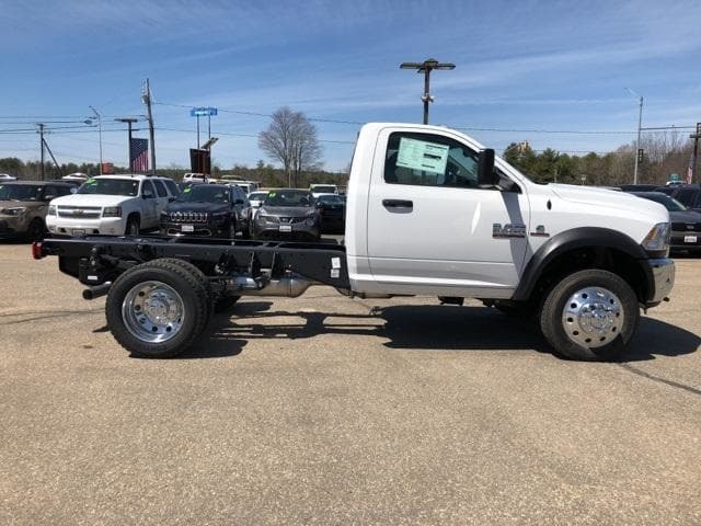 2018 Ram 5500 Regular Cab DRW 4x4,  Cab Chassis #CT18408 - photo 9