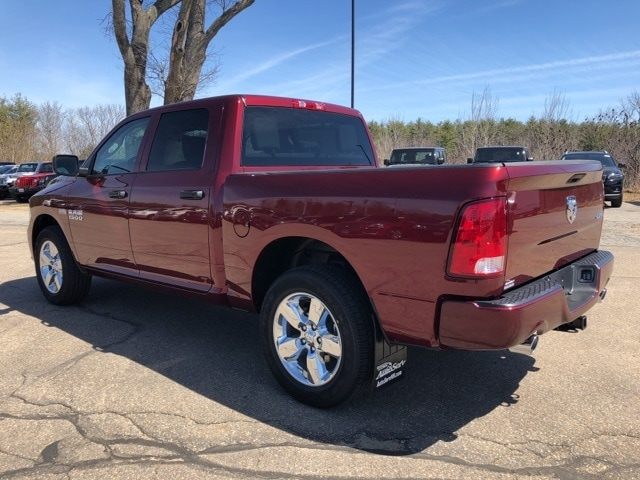 2018 Ram 1500 Crew Cab 4x4,  Pickup #CT18423 - photo 4