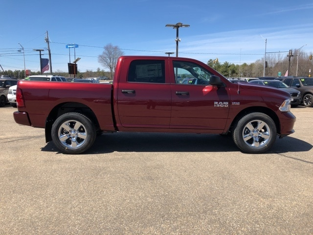 2018 Ram 1500 Crew Cab 4x4,  Pickup #CT18423 - photo 9