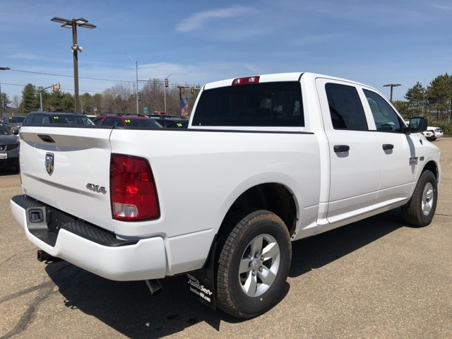 2018 Ram 1500 Crew Cab 4x4,  Pickup #CT18440 - photo 2