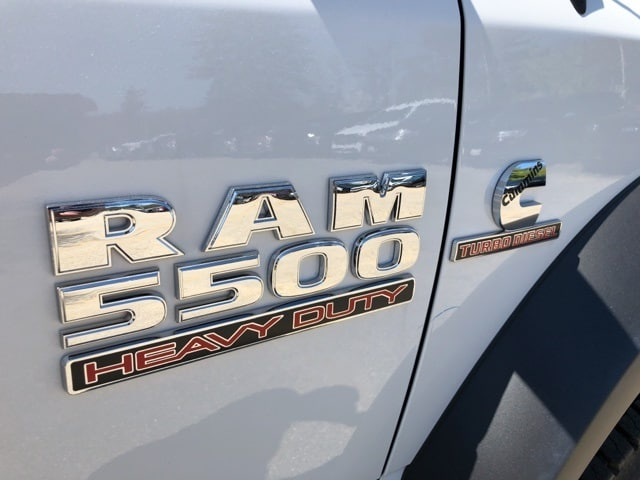 2018 Ram 5500 Regular Cab DRW 4x4,  Rugby Landscape Dump #CT18454 - photo 11