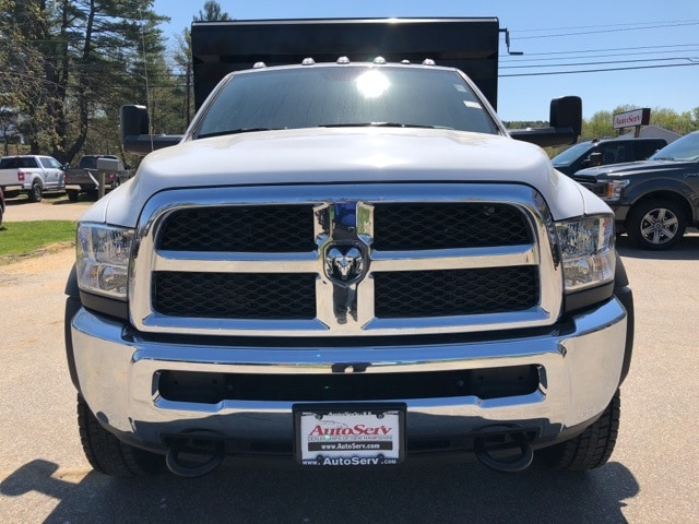 2018 Ram 5500 Regular Cab DRW 4x4,  Rugby Landscape Dump #CT18454 - photo 4