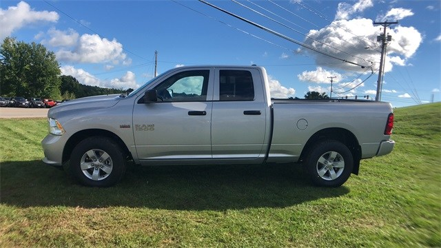 2018 Ram 1500 Quad Cab 4x4,  Pickup #CT18491 - photo 6