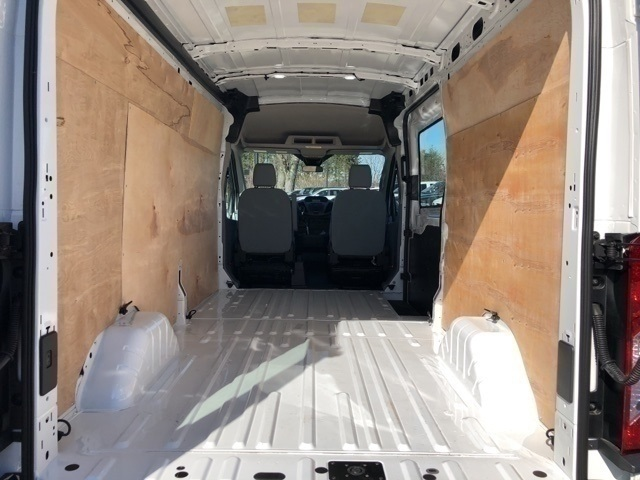 2018 Transit 250 Med Roof 4x2,  Empty Cargo Van #FT18065 - photo 2