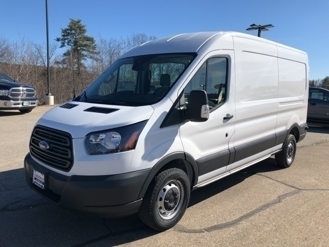 2018 Transit 250 Med Roof 4x2,  Empty Cargo Van #FT18065 - photo 5