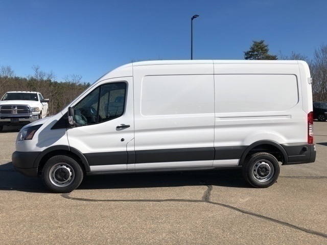 2018 Transit 250 Med Roof 4x2,  Empty Cargo Van #FT18065 - photo 6