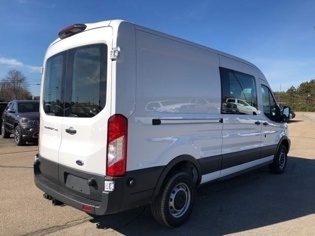 2018 Transit 250 Med Roof 4x2,  Empty Cargo Van #FT18065 - photo 9