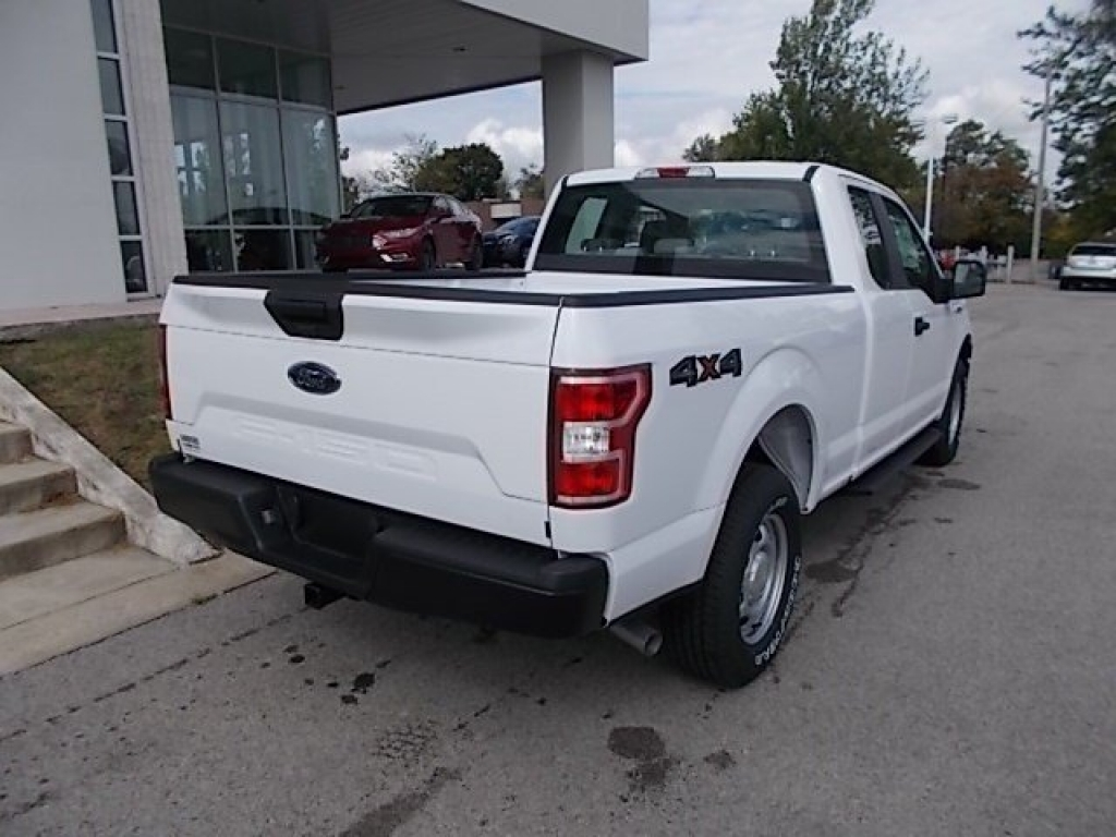 2018 F-150 Super Cab 4x4,  Pickup #F8029 - photo 2