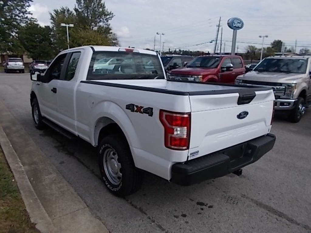 2018 F-150 Super Cab 4x4,  Pickup #F8029 - photo 4