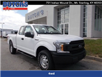2018 F-150 Super Cab 4x4,  Pickup #F8029 - photo 1