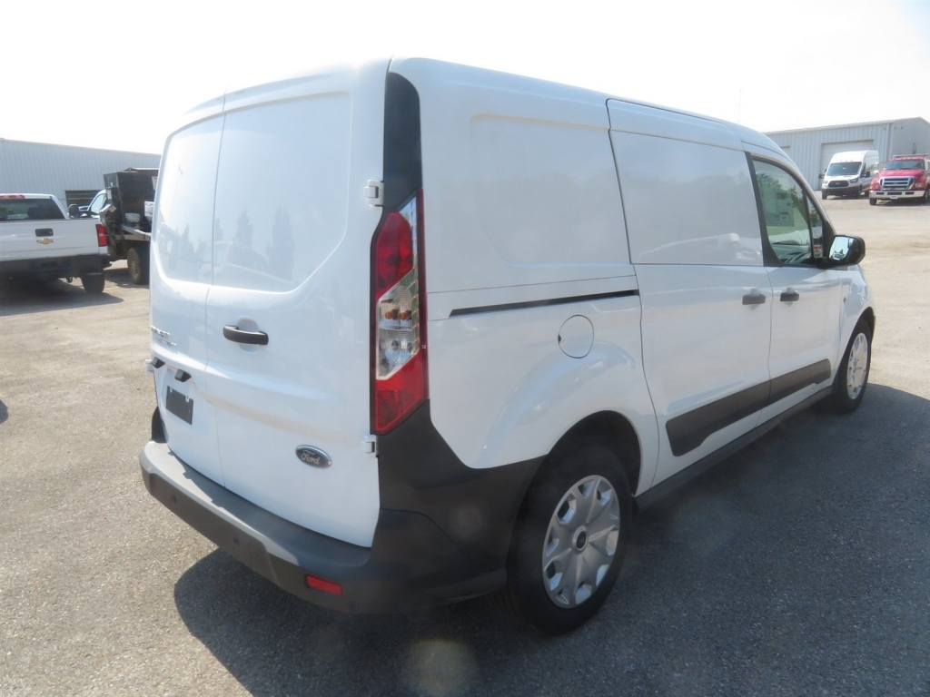 2018 Transit Connect 4x2,  Empty Cargo Van #F8059 - photo 4