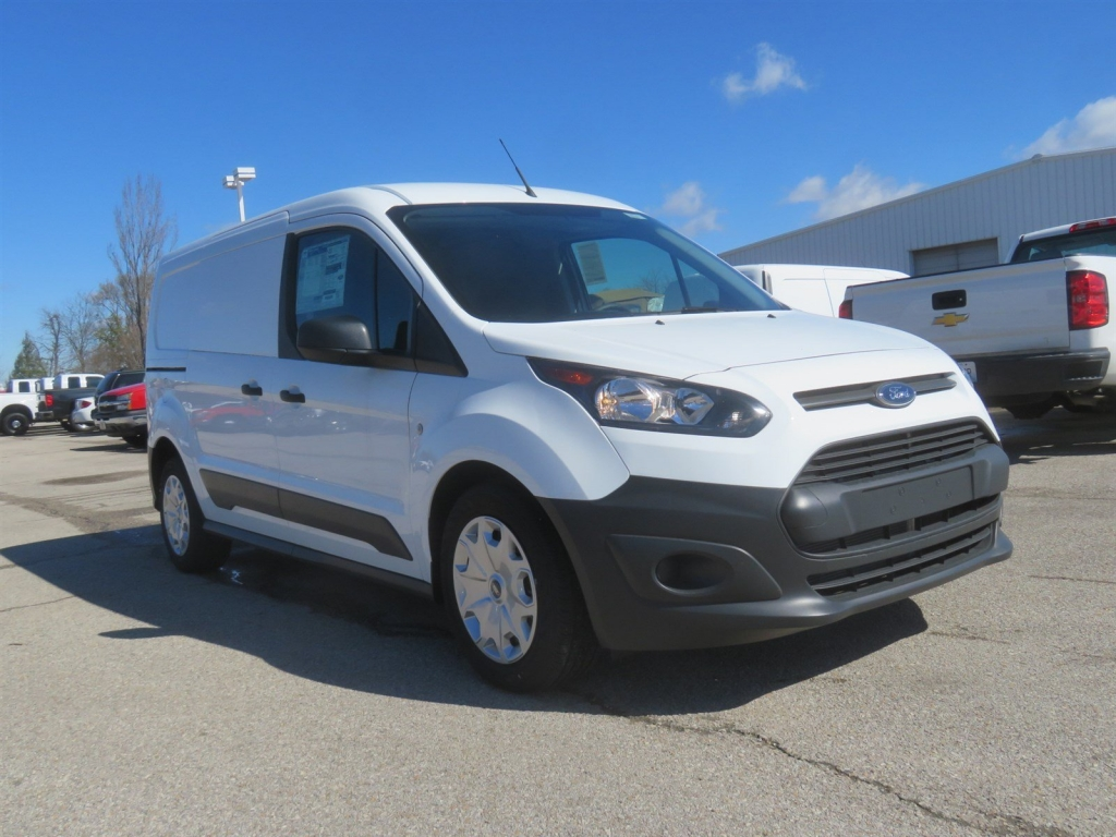 2018 Transit Connect 4x2,  Empty Cargo Van #F8156 - photo 1