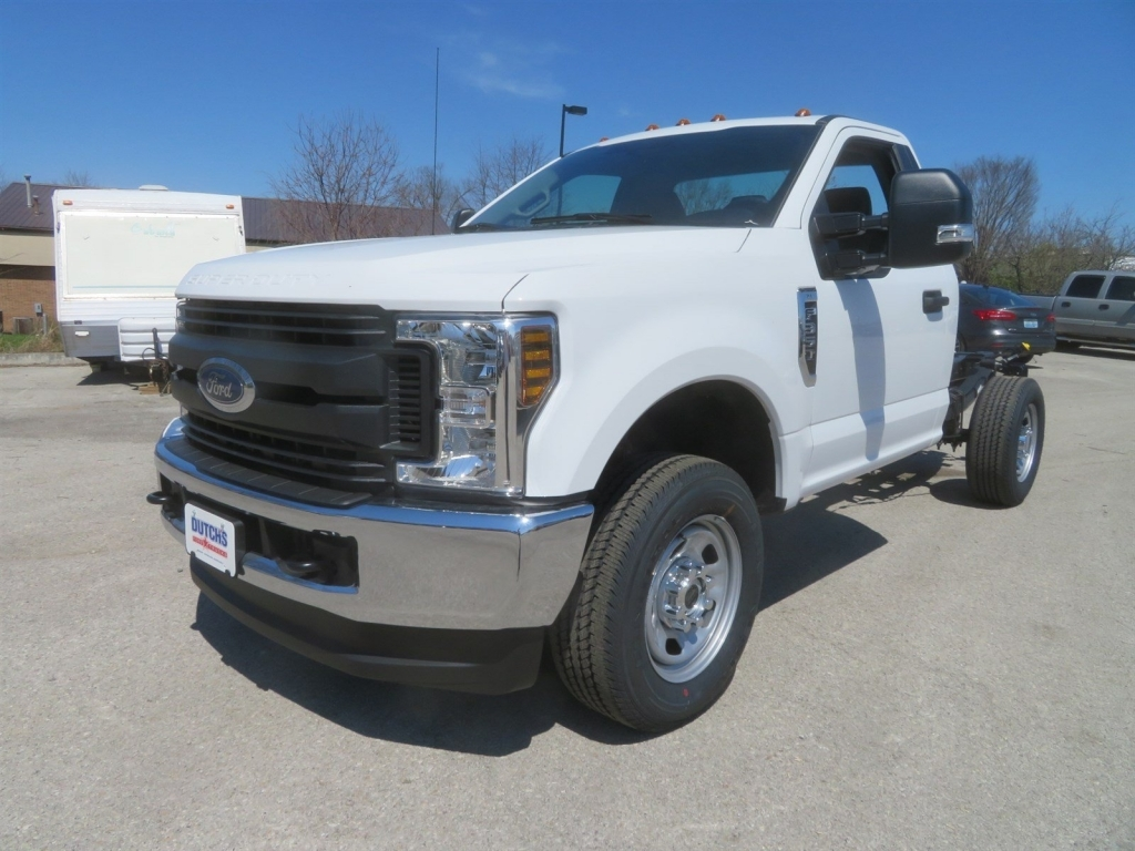 2018 F-350 Regular Cab 4x4,  Cab Chassis #F8205 - photo 5