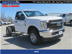 2018 F-350 Regular Cab 4x4,  Cab Chassis #F8205 - photo 1