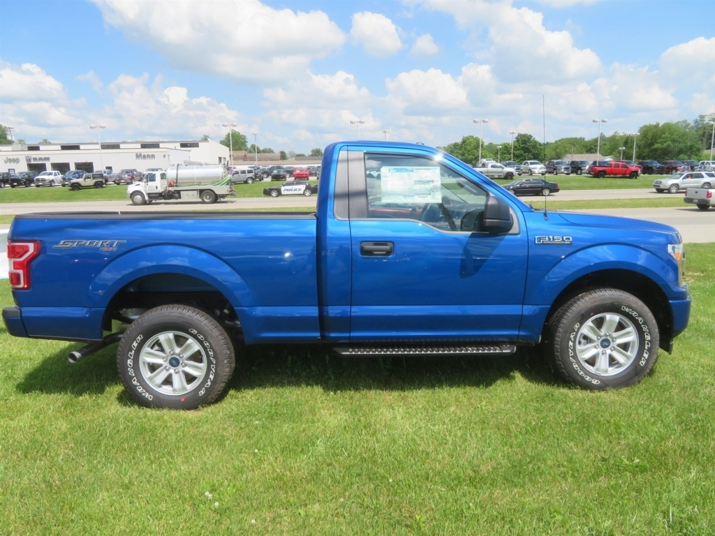 2018 F-150 Regular Cab 4x4,  Pickup #F8219 - photo 3