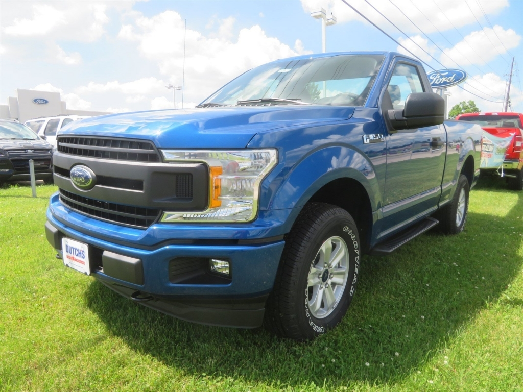 2018 F-150 Regular Cab 4x4,  Pickup #F8219 - photo 4