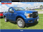 2018 F-150 Regular Cab 4x4,  Pickup #F8219 - photo 1