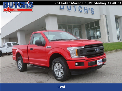 2018 F-150 Regular Cab 4x4,  Pickup #F8227 - photo 1